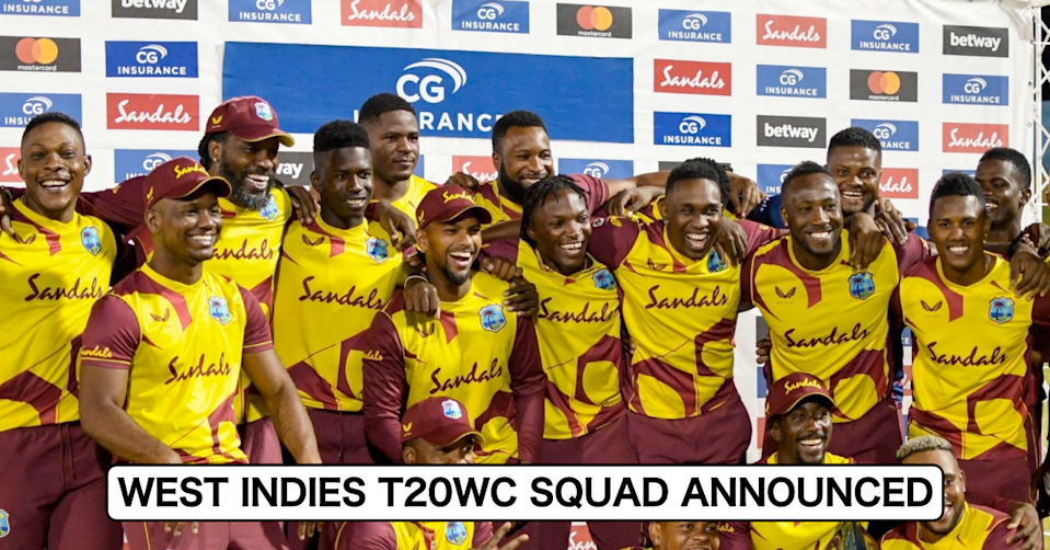 ICC T20 World Cup 2021: Ravi Rampaul Returns After 6 Years As West Indies Announce Their Squad For The Tournament