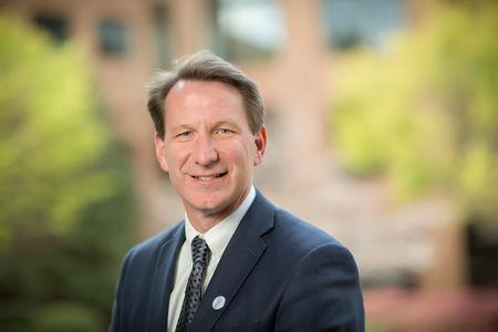 Dr. Norman Sharpless is seen in this undated photo made available by University of North Carolina-Chapel Hill in Chapel Hill, North Carolina, U.S., on March 12, 2019. Courtesy University of North Carolina-Chapel Hill/Handout via REUTERS