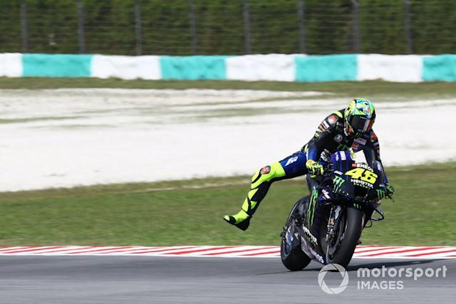 """Valentino Valentino Rossi, Yamaha Factory Racing <span class=""""copyright"""">Gold and Goose / Motorsport Images</span>"""