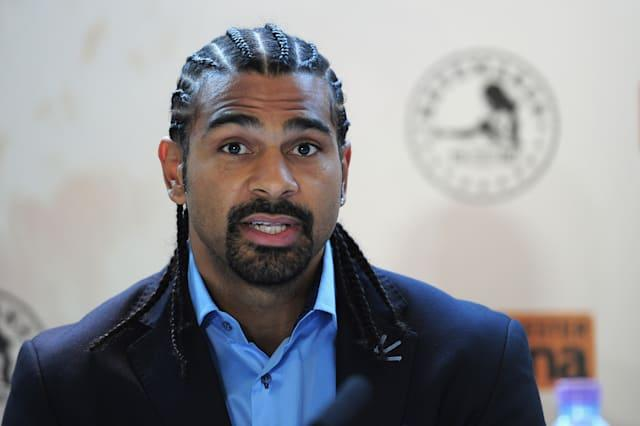 David Haye's passport seized on Dubai holiday over bounced cheque