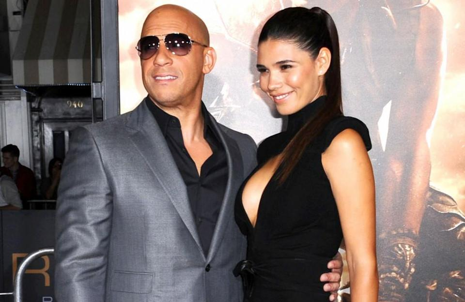 """The 'Fast & Furious' star has been in a relationship with the Mexican beauty since 2007 and the couple share three children: Hania, Vincent and Pauline. The name of the latter was chosen in honour of Diesel's long-time friend Paul Walker. Vin and Paloma are not married and prefer to keep their relationship private. Vin said: """"I'm not gonna put it out there on a magazine cover. I come from the Marlon Brando, Al Pacino code of silence."""""""