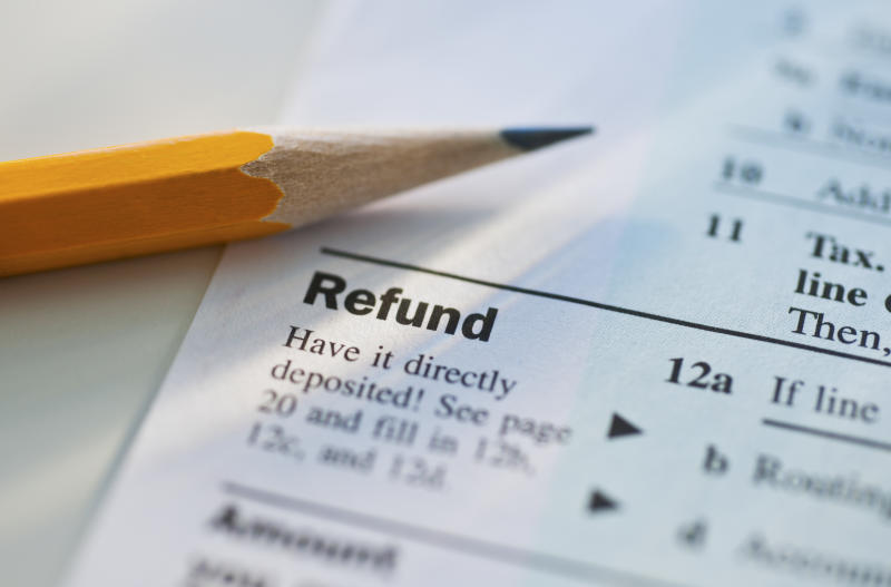 There's a New IRS Scam That Targets Your Tax Refund. Here's How to Protect Yourself