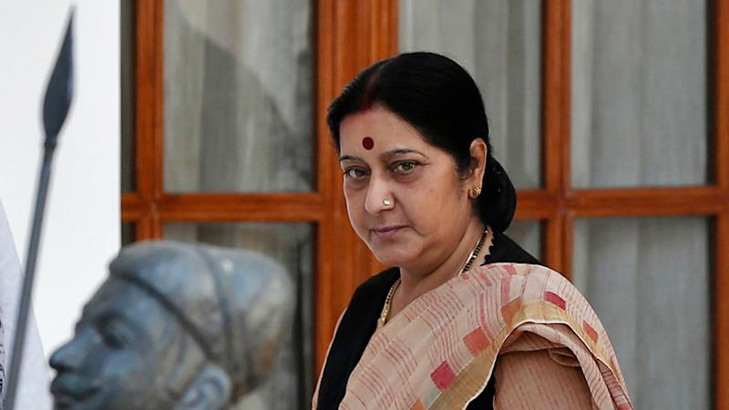 Sushma Responds to Trump's Paris Accord Barb: 'Not a Reality'