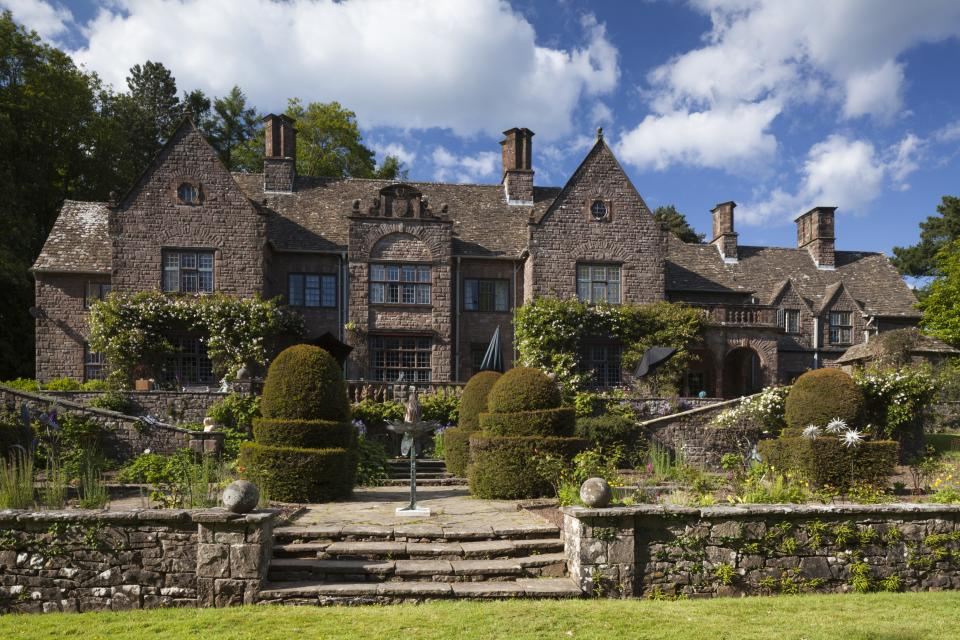 Wyndcliffe Court is an elegant product of the 1920s (Getty Images)