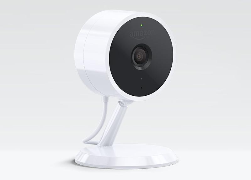 Nearly 4,800 people have reviewed the Amazon Cloud Cam. (Photo: Amazon)