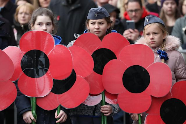 This year marks the 75th anniversary of D-Day, the Battle of Kohima in India, the Battle of Arnhem in the Netherlands and the Battle of Monte Cassino in Italy. (Picture: PA)
