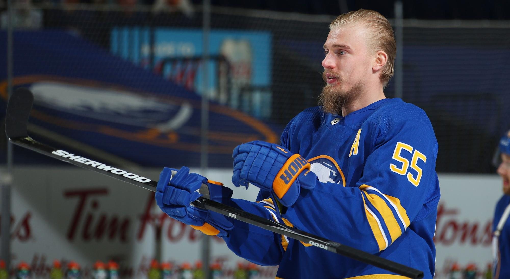 Sabres trade Rasmus Ristolainen to Flyers, net first-round pick in return