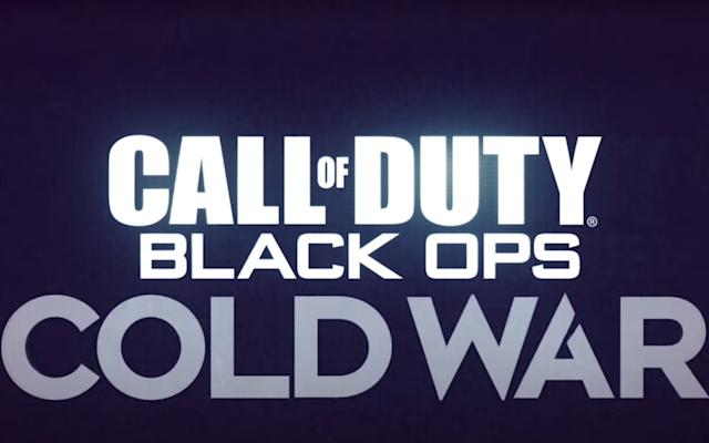Black Ops: Cold War' is the next Call of Duty game.