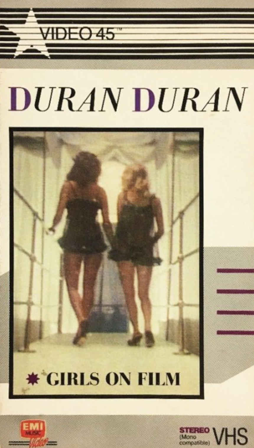 Duran Duran's home video for