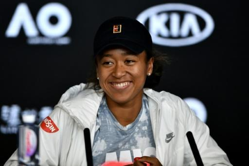 """Naomi Osaka vowed to shut out the """"noise"""" surrounding the world number three"""