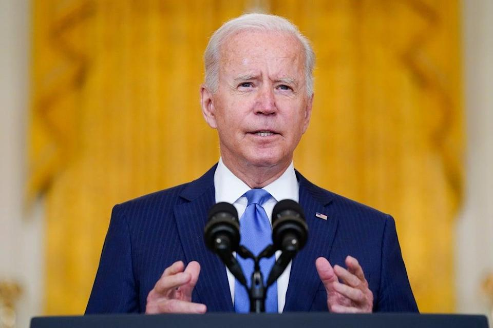 Biden United Nations (Copyright 2021 The Associated Press. All rights reserved)