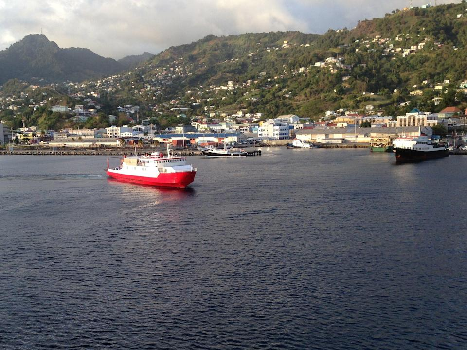 <p>Bequia is part of St Vincent and the Grenadines in the Caribbean </p> (Simon Calder)