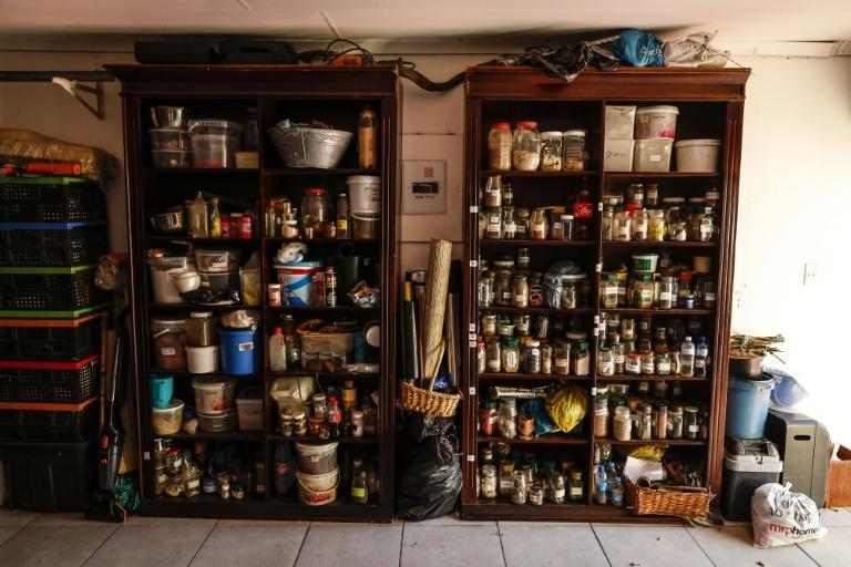 A wide range of herbs and other ingredients are used to make sangomas' traditional remedies