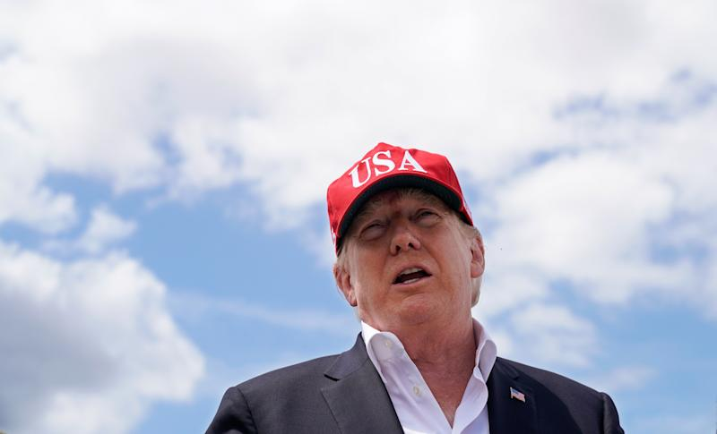 Trump Takes Aim at Immigrants Who Use Public Benefits