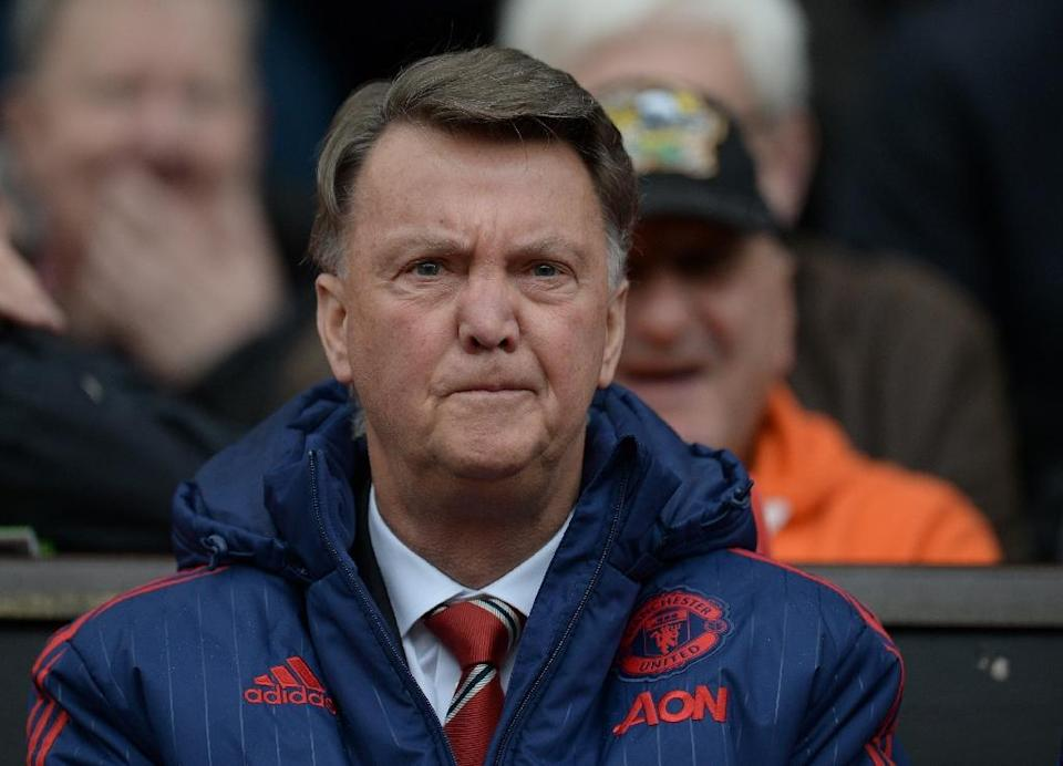Louis van Gaal was sacked as Manchester United's manager after the club failed to qualify for the Champions League (AFP Photo/Oli Scarff)