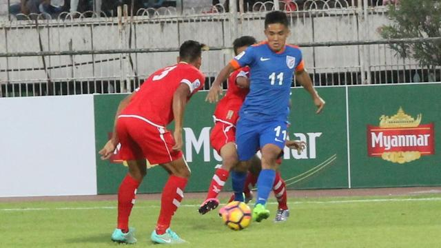 Goal curates some of the best Twitter reactions in the aftermath of the result which saw a goal at the death by skipper Sunil Chhetri.