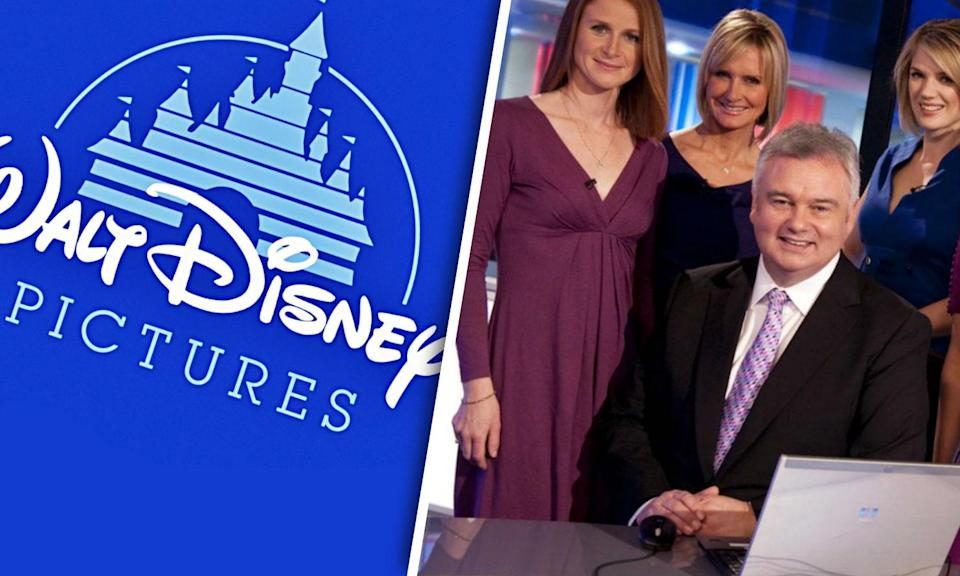 Disney may end up owning Sky News