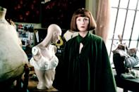 """<p>Who can forget Julianne Moore's introduction in <i>The Big Lebowski?</i> Nude and slingshotted across the screen screaming like a banshee while throwing paint at a canvas for a work that she calls """"vaginal,"""" it is a very memorable entrance indeed. As it turns out, the progressive feminist was based on real life artist Carolee Schneemann. </p>"""