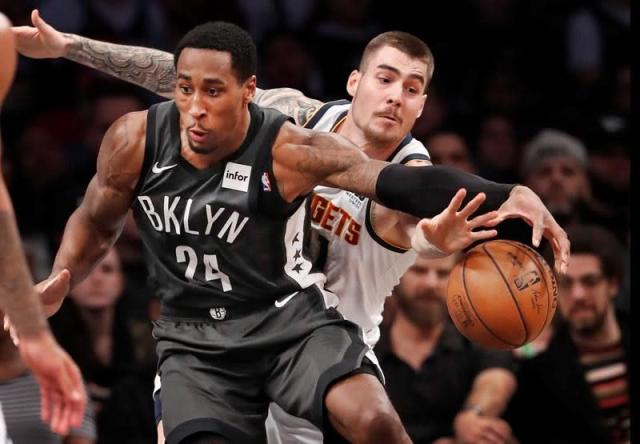 TORONTO — Forward Rondae Hollis-Jefferson signed with the Toronto Raptors on Thursday.Financial terms of the deal were not disclosed, as per Raptors team policy.Hollis-Jefferson averaged 8.9 points, 5.3 rebounds and 20.9 minutes in 59 games for the Brooklyn Nets last season.He reached double-digit scoring in 24 games and posted four double-doubles.The six-foot-seven, 217 pound Hollis-Jefferson had a season-high 21 points Nov. 4 against Philadelphia and collected a season-best 15 rebounds Dec. 26 versus Charlotte.Hollis-Jefferson has a career average of 9.9 points, 5.9 rebounds and 23.6 minutes per game in 234 games with the Nets (2015-19).He was picked 23rd overall by the Portland Trail Blazers in the 2015 NBA Draft and traded to Brooklyn on draft night.Hollis-Jefferson played two seasons at Arizona (2013-15), helping the Wildcats to consecutive Elite Eight appearances in the NCAA Tournament. He averaged 10.2 points, 6.3 rebounds and 27.0 minutes in 76 career contests.The Canadian Press