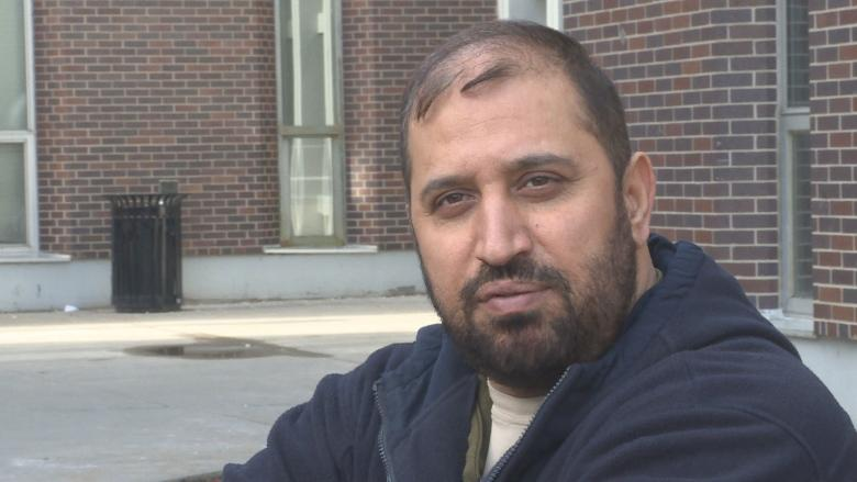 Birth date confusion leaves former Afghan interpreter in limbo