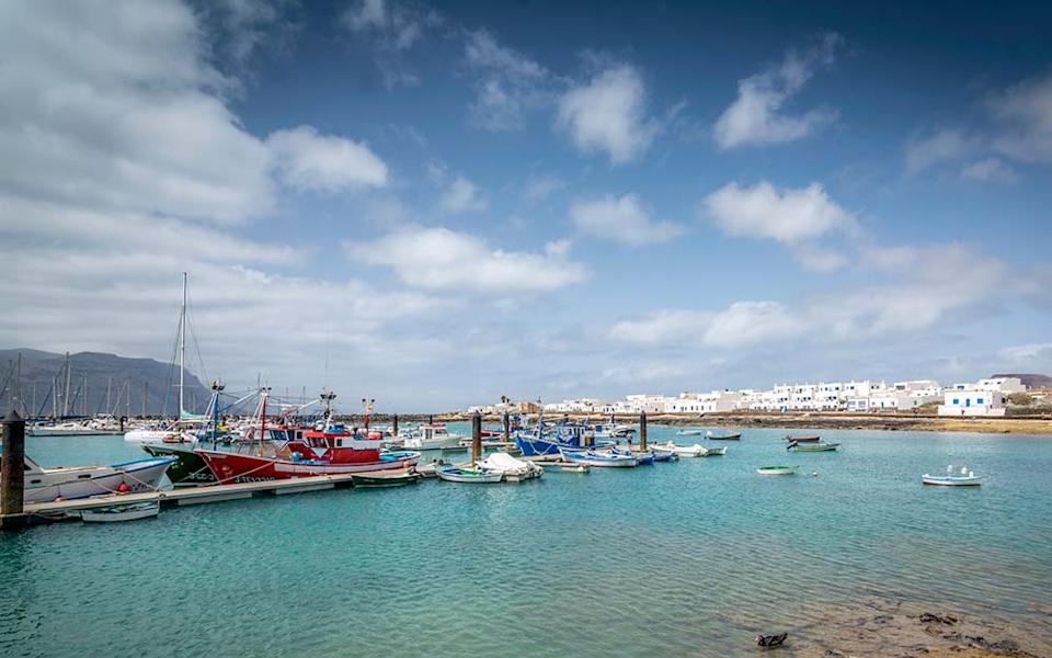 La Graciosa has been largely spared by coronavirus - GETTY