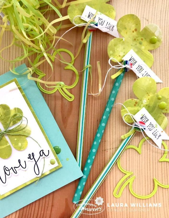 """<p>Not only are these pencil toppers adorable, but they're also a wonderful way to get your kids more excited about their homework.</p><p><strong>Get the tutorial at<a href=""""https://lauralooloo.blogspot.com/2018/03/shamrock-love-st-patricks-day-pencil.html"""" rel=""""nofollow noopener"""" target=""""_blank"""" data-ylk=""""slk:Laura Looloo"""" class=""""link rapid-noclick-resp""""> Laura Looloo</a>.</strong></p><p><a class=""""link rapid-noclick-resp"""" href=""""https://go.redirectingat.com?id=74968X1596630&url=https%3A%2F%2Fwww.walmart.com%2Fsearch%2F%3Fquery%3Dpencils&sref=https%3A%2F%2Fwww.thepioneerwoman.com%2Fhome-lifestyle%2Fcrafts-diy%2Fg35012898%2Fst-patricks-day-crafts%2F"""" rel=""""nofollow noopener"""" target=""""_blank"""" data-ylk=""""slk:SHOP PENCILS"""">SHOP PENCILS</a><strong><br></strong></p>"""