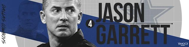 4. Jason Garrett, Dallas (Yahoo Sports)