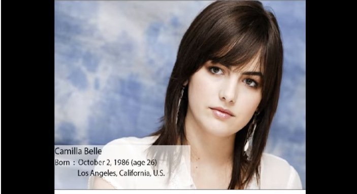 <p>Camilla was born in Los Angeles, but she is Brazilian-American. She is best known for her roles as Sydney Miller in <i>Rip Girls</i> and Lizzy Buscana in <i>Back to the Secret Garden</i>.</p>