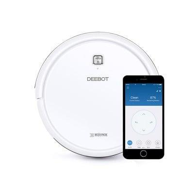 <p><span>Ecovacs Deebot Multi-Surface Robot Vacuum Cleaner</span> ($140, originally $280)</p>