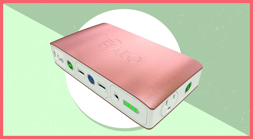 The Halo Bolt 58830 Portable Phone Laptop Charger for $70, today only. (Photo: Amazon)