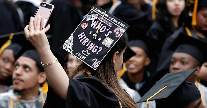 'I don't know what to do with my major' and other reasons college grads can't find jobs