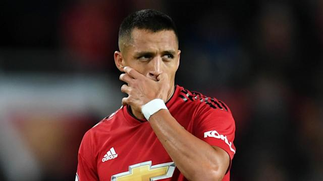 The Chile international has endured a tough few months at Old Trafford - but his manager insists he isn't going anywhere.