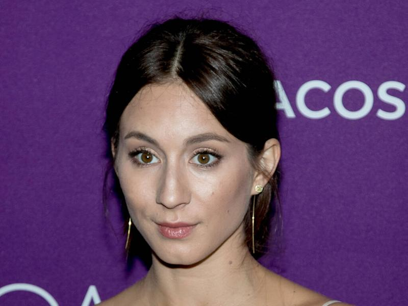 Troian Bellisario had 'extreme anxiety' over royal wedding look
