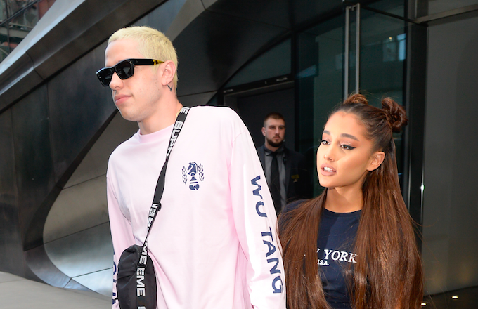 Pete Davidson Gives Ariana Grande the 'Most Precious Thing' He Owns