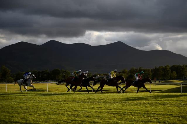 FILE PHOTO: Brexit: all bets off for Irish horse racing industry