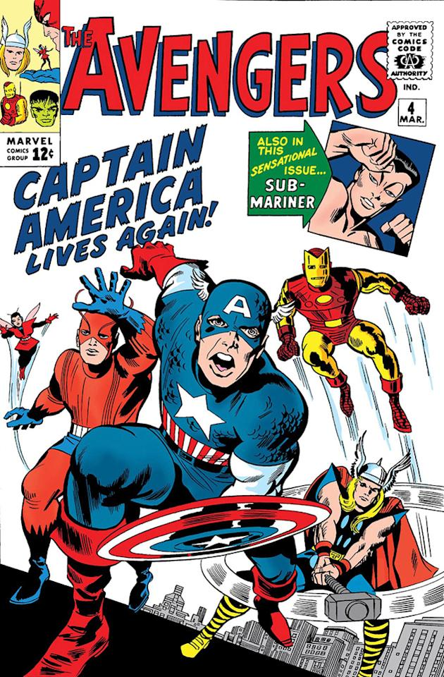 "<b>The Gang's Mostly Here</b><br>There have been more than 500 ""Avengers"" comic books since Jack Kirby and Stan Lee debuted their answer to DC's ""Justice League"" back in 1963. Issue No. 1 included a team comprised of Thor, the Hulk, Iron Man, and two characters who don't appear in the film, Ant-Man and Wasp. Whedon's original script included the female superhero known as the Wasp, but when that didn't work he included Scarlett Johansson's character, the Black Widow, instead. Though Ant-Man doesn't get to assemble with the rest of the crew, a standalone project helmed by <a href=""http://movies.yahoo.com/person/edgar-wright/"">Edgar Wright </a>(""Hot Fuzz"" 2007) is slated to be released in 2014. Captain America, who does appear in the film, didn't show up till the fourth issue of the comic book series, when he was thawed from a block of arctic ice."