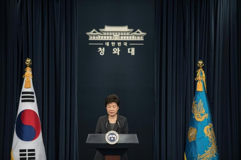 Ousted president Park Geun-Hye refused to face questioning before the country's highest court confirmed her impeachment