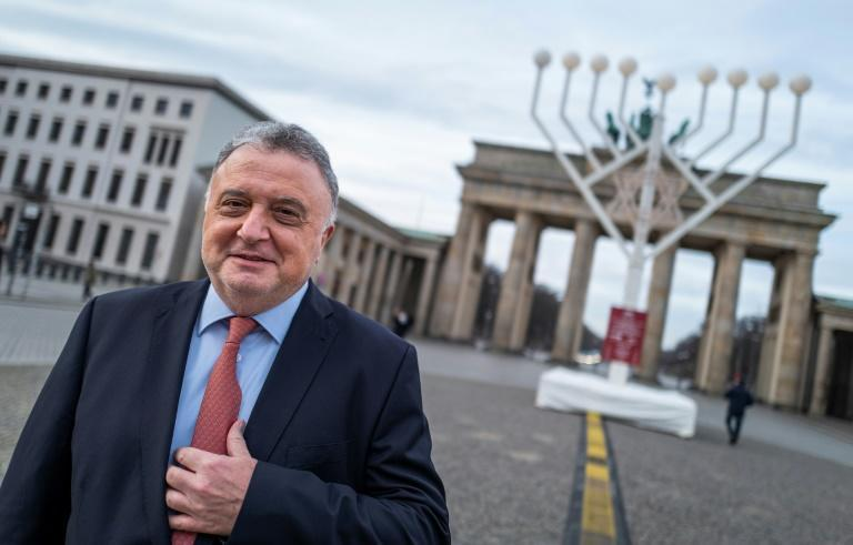 Jeremy Issacharoff has been Israeli ambassador to Germany since 2017