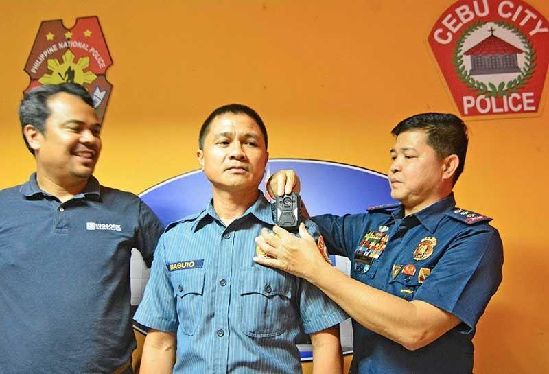 PNP defends plan to use body cameras during operations