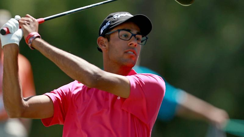 Phenom Bhatia, 17, makes Web.com Tour cut in Alabama