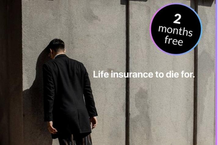 "***EMBARGOED UNTIL 00.01 GMT, WED DEC 11TH 2019*** An ""offensive"" Facebook advert for life insurance has been banned for trivialising male suicide and depression. See National story NNinsure; The ad for Derby-based insurance provider DeadHappy - whose company logo is a laughing skull - was accompanied by an image of a man, clearly in distress, leaning his head against the wall with text reading ""...Life insurance to die for"".Someone quickly complained about the post, which appeared on Facebook in September, claiming it was alluding to male youth suicide and criticising it as irresponsible and offensive. DeadHappy responded by pointing out that, of the 39 words featured in the advert, ""depression"" or ""suicide"" weren't mentioned at all - and argued that the image had no connection to either. The company added that the post was part of a larger campaign focussing on ""the bizarre and absurd"" - and that the campaign was chosen based on their ability to stop someone scrolling past. However the A"