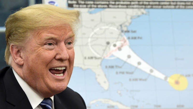 Trump attacked for calling Hurricane Maria response an 'incredible success'