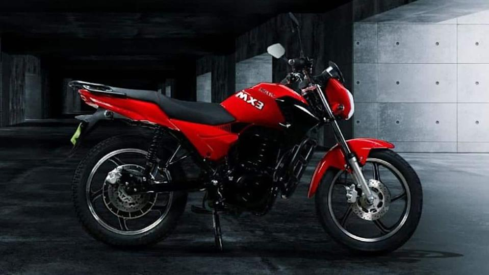 Komaki MX3 electric motorcycle, with up to 100km range, launched
