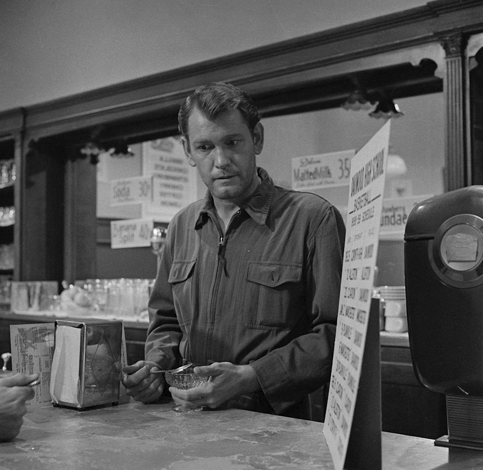 <p>The first-ever episode of <em>The Twilight Zone</em> has a similar set-up to <em>Stopover in a Quiet Town</em>, except this man doesn't have a partner-in-crime to accompany him as he explores an eerily empty suburb. Despite echoing <em>Stopover</em>'s premise, <em>Where Is Everybody?</em> sets up an entirely different twist. The message is clear: like it or not, human companionship is as essential as food or water.</p>