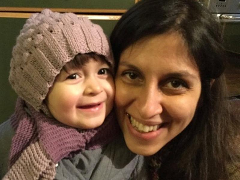 Nazanin Zaghari-Ratcliffe: Jailed British mother could be freed in prisoner swap, Iran says