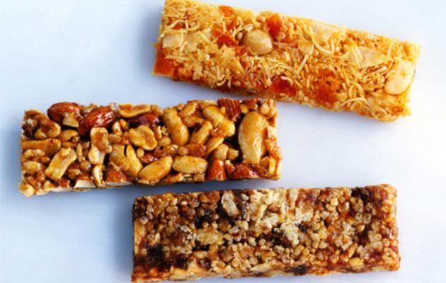 Protein bars are for high-energy burning athletes. Photo: Getty Images