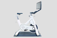 """<p>myxfitness.com</p><p><strong>$1299.00</strong></p><p><a href=""""https://go.redirectingat.com?id=74968X1596630&url=https%3A%2F%2Fwww.myxfitness.com%2Fproducts%2Fthe-myx&sref=https%3A%2F%2Fwww.bestproducts.com%2Ffitness%2Fg35056250%2Fbest-peloton-alternatives%2F"""" rel=""""nofollow noopener"""" target=""""_blank"""" data-ylk=""""slk:Shop Now"""" class=""""link rapid-noclick-resp"""">Shop Now</a></p><p>If you are open to sticking to one class streaming service, <a href=""""https://go.redirectingat.com?id=74968X1596630&url=https%3A%2F%2Fwww.myxfitness.com%2Fproducts%2Fthe-myx&sref=https%3A%2F%2Fwww.bestproducts.com%2Ffitness%2Fg35056250%2Fbest-peloton-alternatives%2F"""" rel=""""nofollow noopener"""" target=""""_blank"""" data-ylk=""""slk:The MYX"""" class=""""link rapid-noclick-resp"""">The MYX </a>is your best bet. It's a bit pricier than our other picks, but still $600 less than a Peloton and includes all the bells and whistles that offer a seamless ride experience. The built-in touch screen syncs with their on-demand service that offers new classes weekly and at $29 a month it is $10 cheaper than what you'd pay for Peloton's app service. You can also opt for <a href=""""https://go.redirectingat.com?id=74968X1596630&url=https%3A%2F%2Fwww.myxfitness.com%2Fproducts%2Fthe-myx-plus&sref=https%3A%2F%2Fwww.bestproducts.com%2Ffitness%2Fg35056250%2Fbest-peloton-alternatives%2F"""" rel=""""nofollow noopener"""" target=""""_blank"""" data-ylk=""""slk:The MYX Plus"""" class=""""link rapid-noclick-resp"""">The MYX Plus</a>, which for $200 more comes with a stability mat, a 6-piece kettlebell set, a foam roller, an exercise mat, and a resistance band. </p>"""