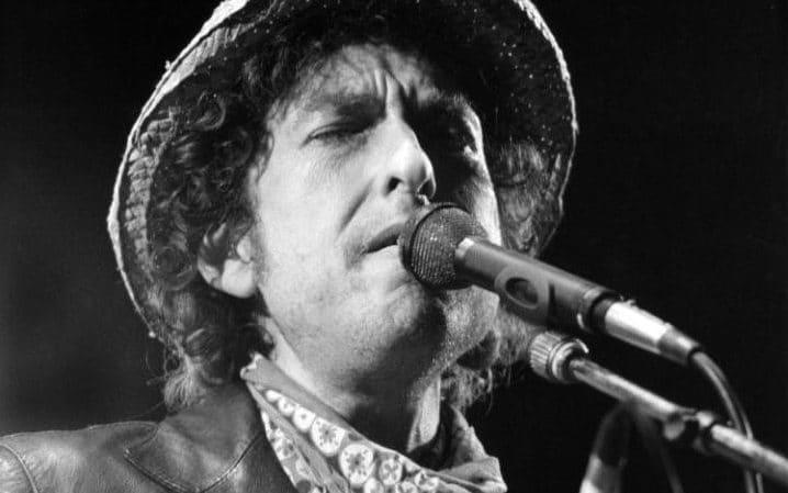 Bob Dylan accepts Nobel Literature Prize