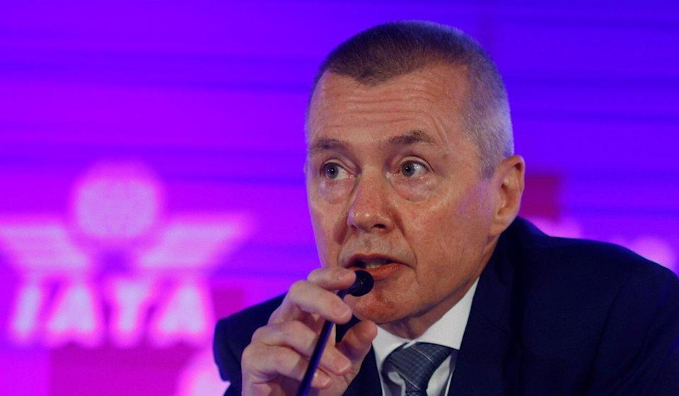Willie Walsh, director general and CEO of the International Air Transport Association. Photo: Reuters