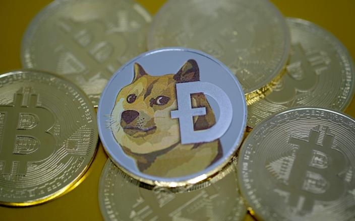 Dogecoin price hits all-time high as more exchanges open up trading - Getty Images Europe